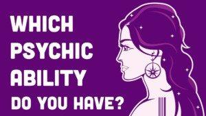 psychische Fähigkeit