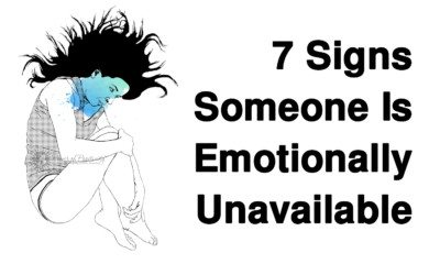 emotionally unavailable