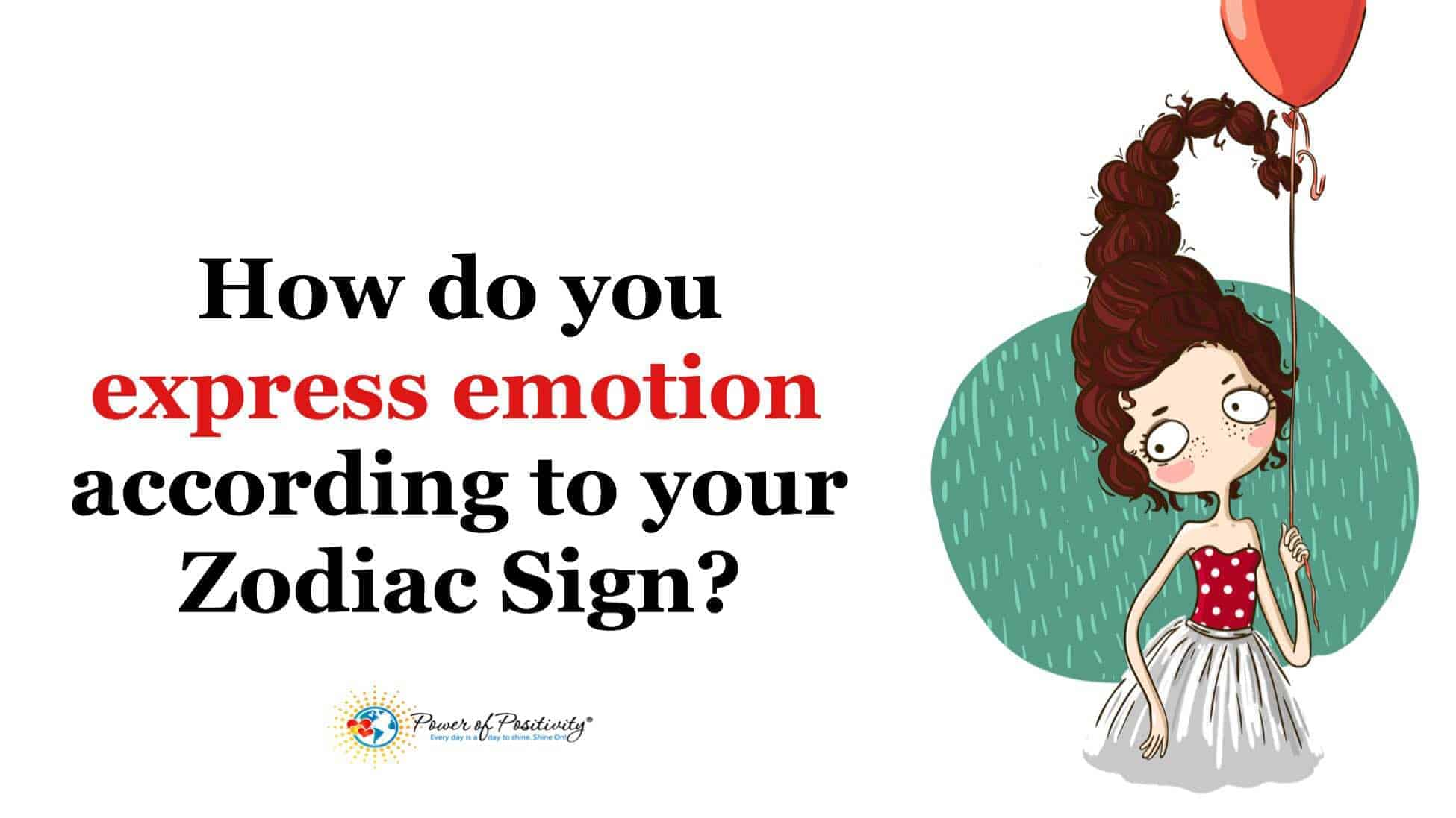 How do you express emotion according to your zodiac sign buycottarizona
