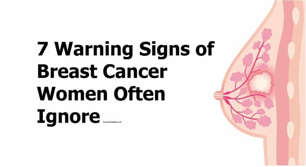 breast cancer in women Breast cancer is the second leading cause of cancer in women symptoms and signs of breast cancer include breast lumps, nipple discharge or inversion, or changes in the breast's skin.