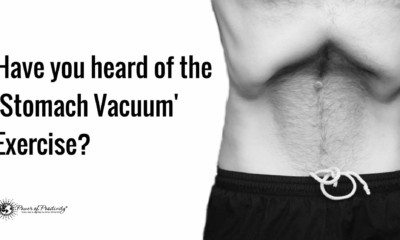 stomach vacuum