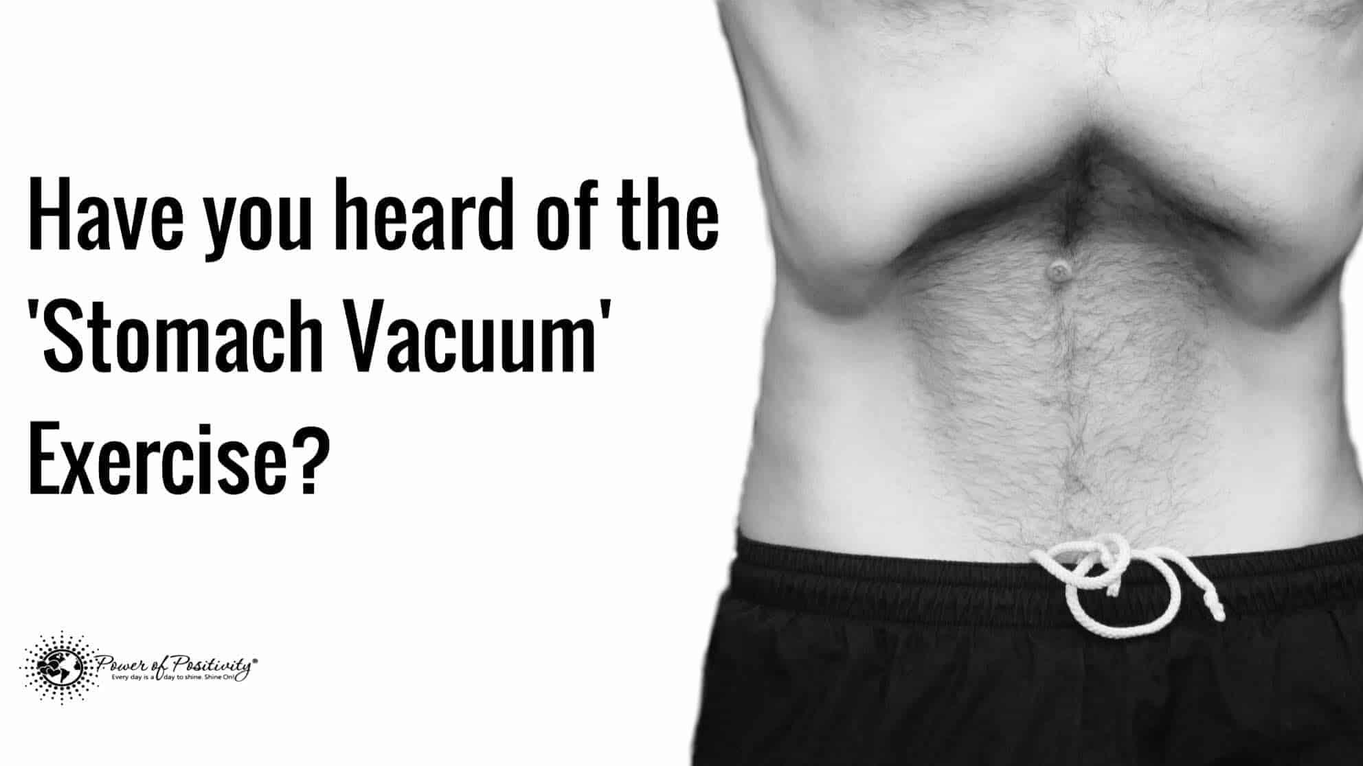 The Stomach Vacuum Exercise - Bodybuilding.com