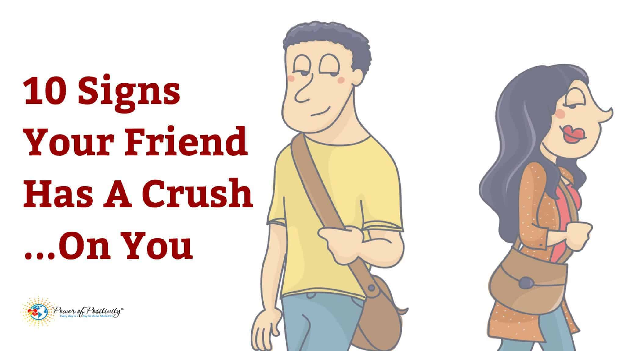 What to do if your dating your best friend's crush