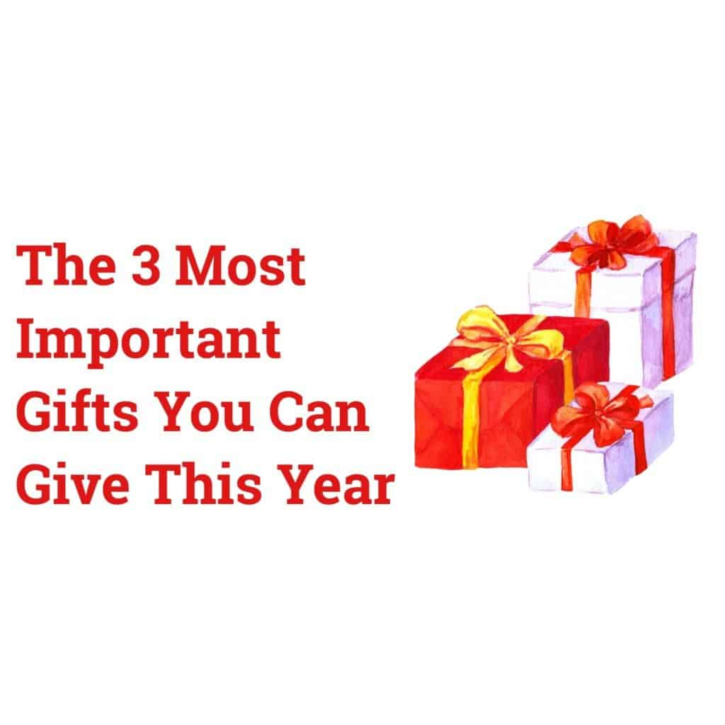 important gifts