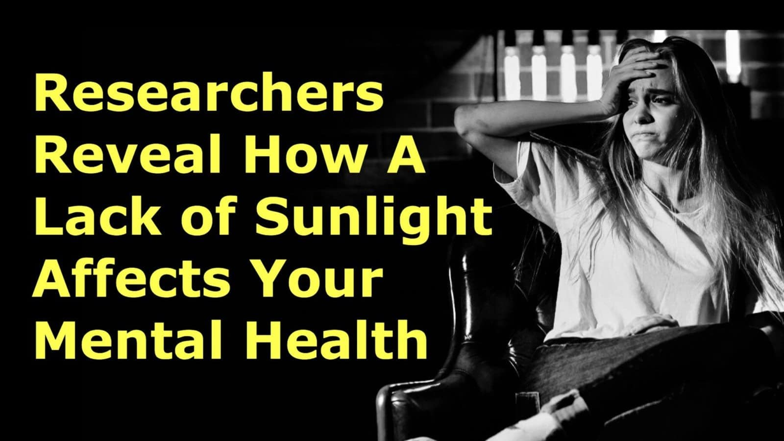 sunlight mental health