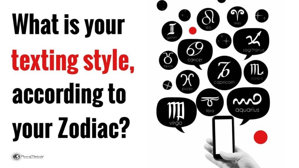 What Is Your Texting Style According To Your Zodiac Sign