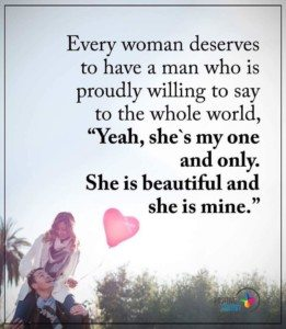 can a man love a woman