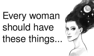 things every woman 40