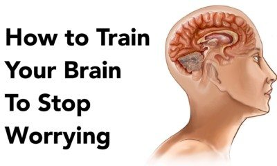 train brain stop worrying