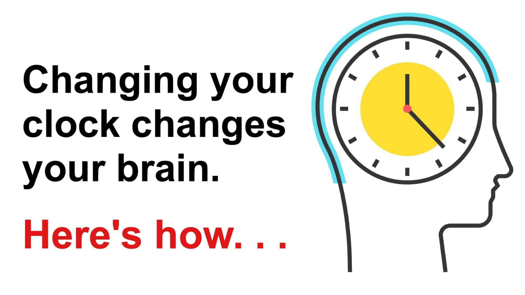 changing clock