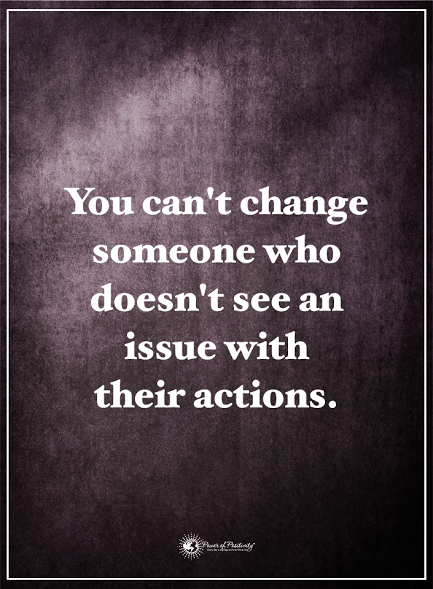 change someone