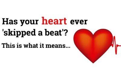heart skip a beat