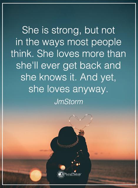 traits of a good woman