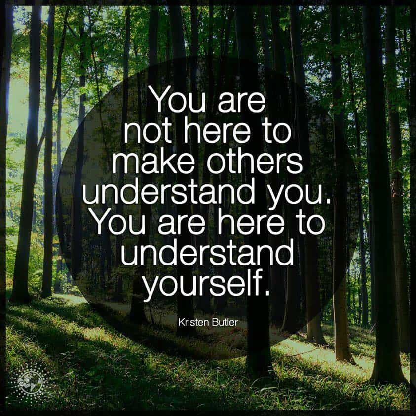 understand yourself