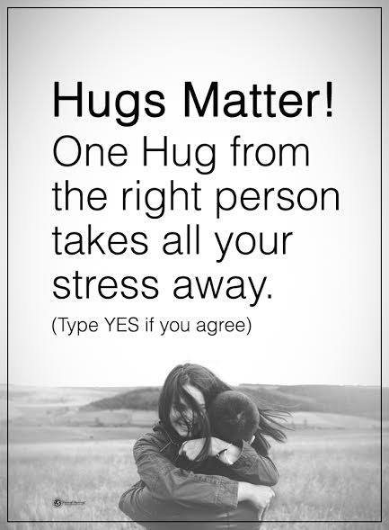 Image result for WHY YOUR BODY NEEDS A HUG EVERY DAY