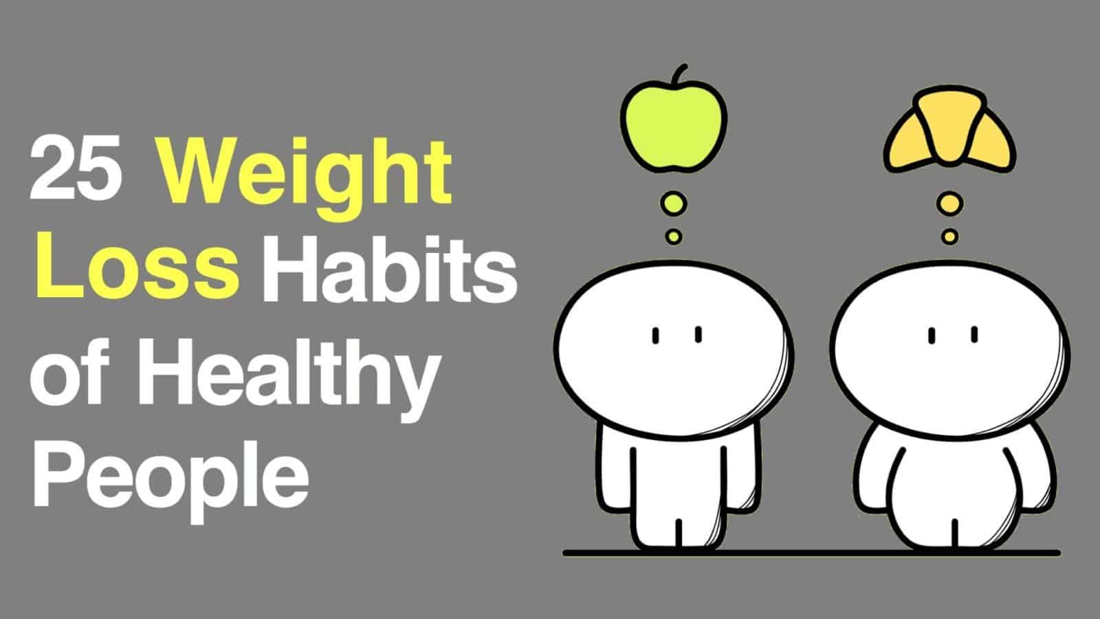 habits of healthy people