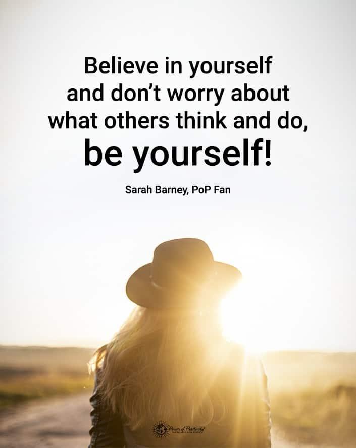 believe in yourself meme
