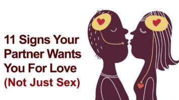 love not sex
