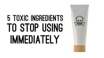 toxic ingredients