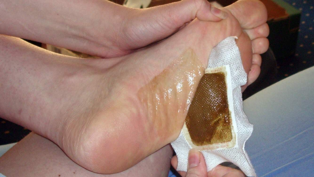 How To Make Detox Foot Pads At Home To Flush Toxins Power Of