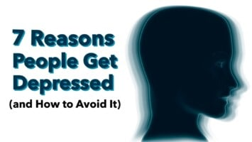 reasons people get depressed
