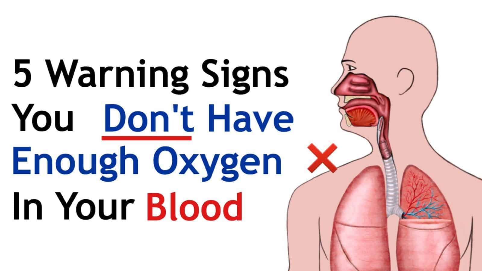 5 warning signs you don 39 t have enough oxygen in your blood for Can you not give blood if you have a tattoo