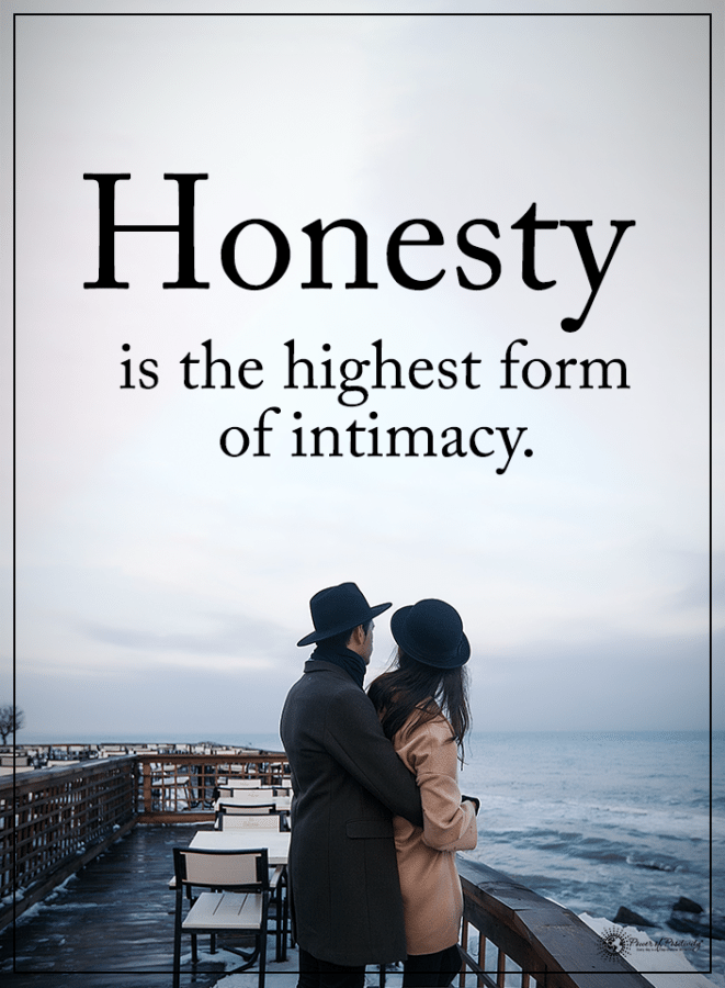 honesty quote