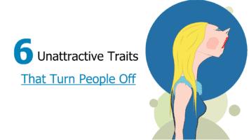 unattractive traits