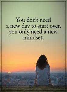 new mindset growth mindset