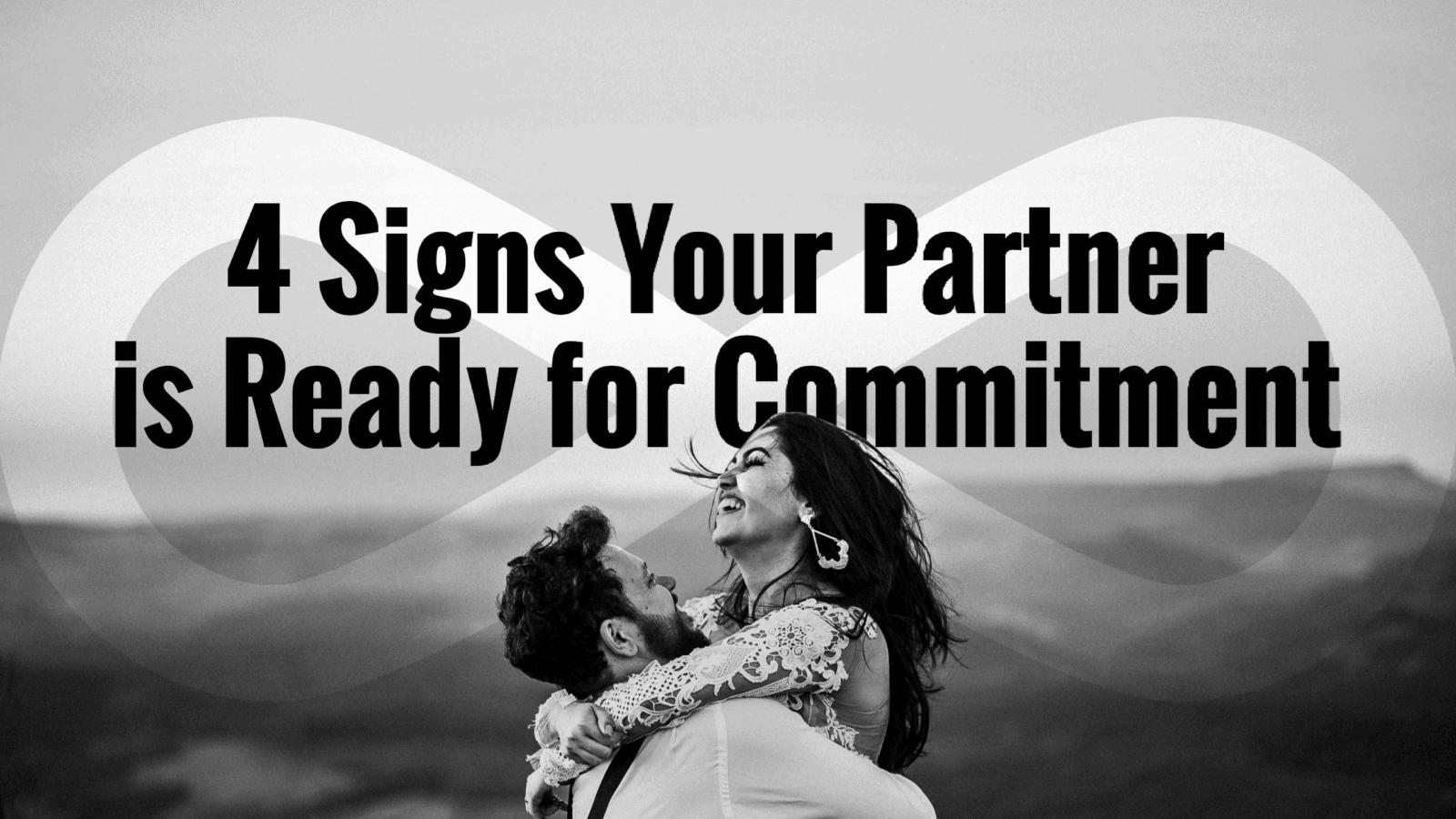partner is ready for commitment