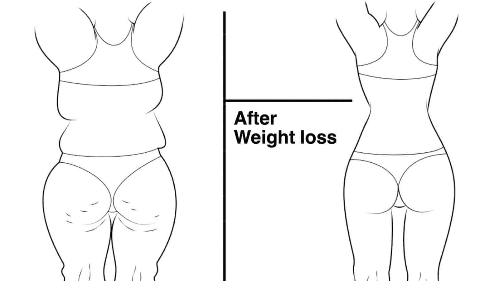5 Ways To Lose Weight And Not Gain It Back