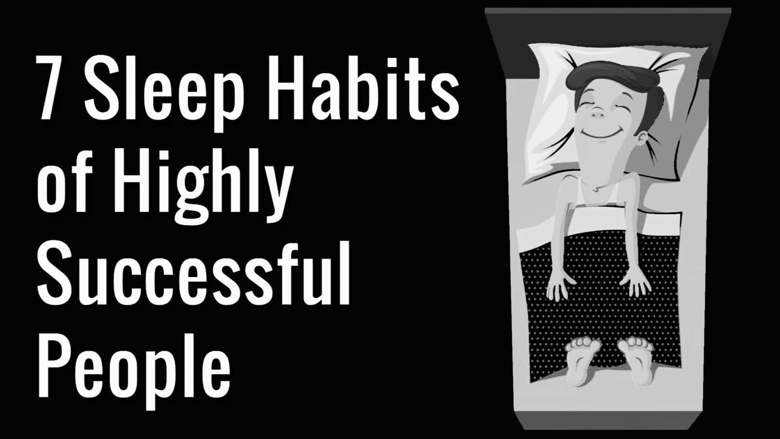 sleep habits