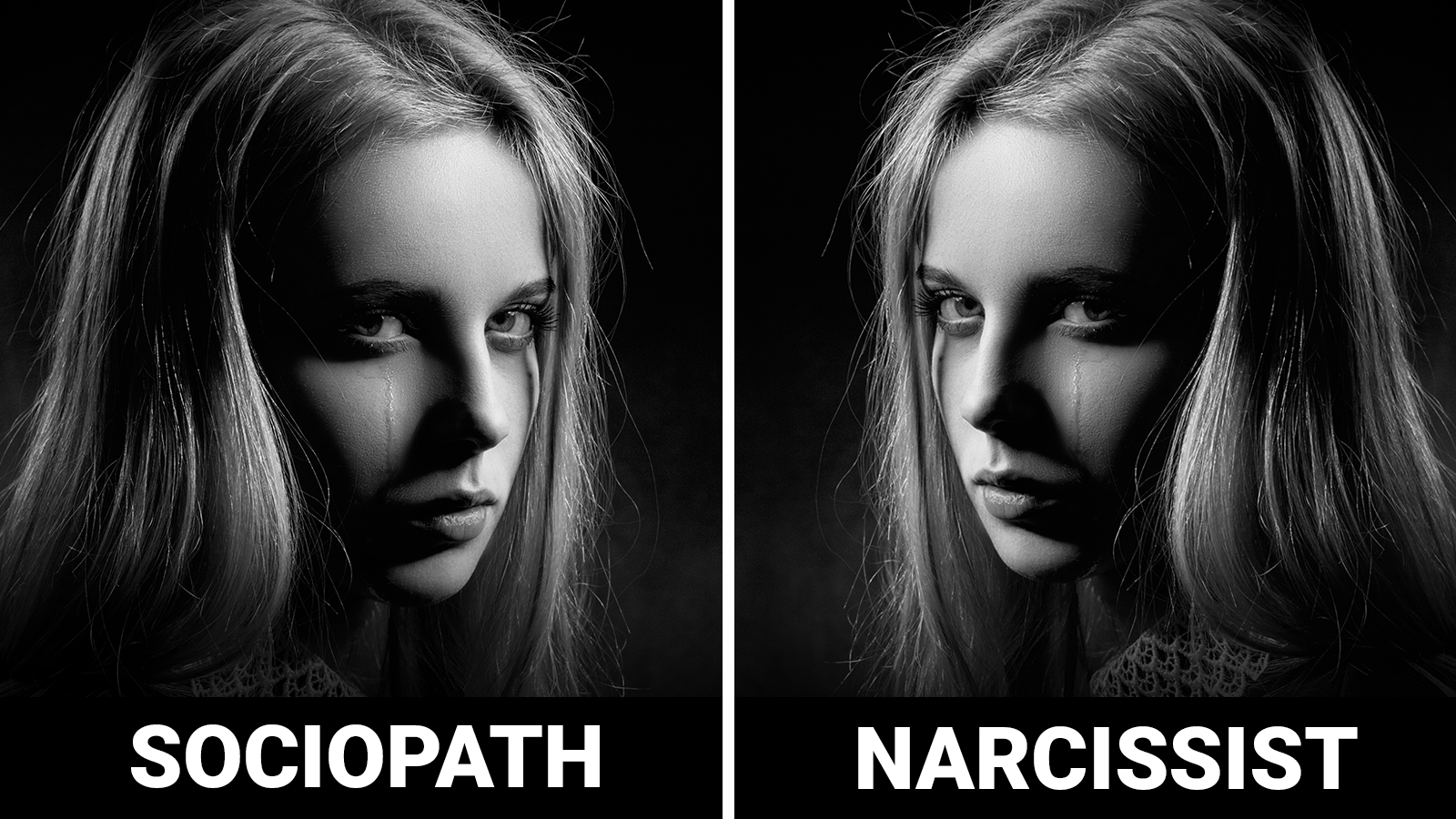 3 Differences Between a Narcissist and a Sociopath