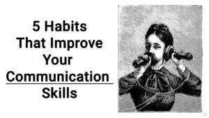 communication skills of successful people