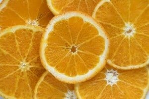 Orange - cheapest superfoods