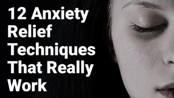 anxiety relief techniques