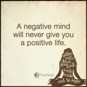 Positive Energy in life