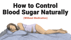 control blood sugar
