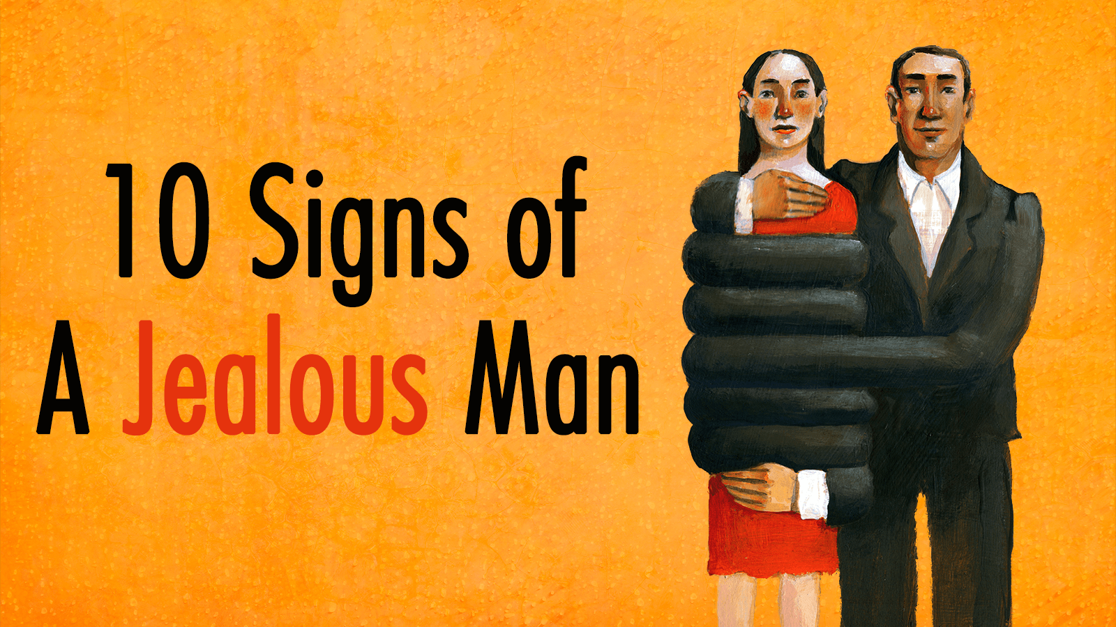 Jealous boyfriend signs