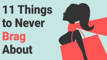 things to never brag about
