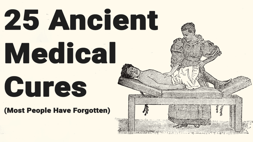 medical cures