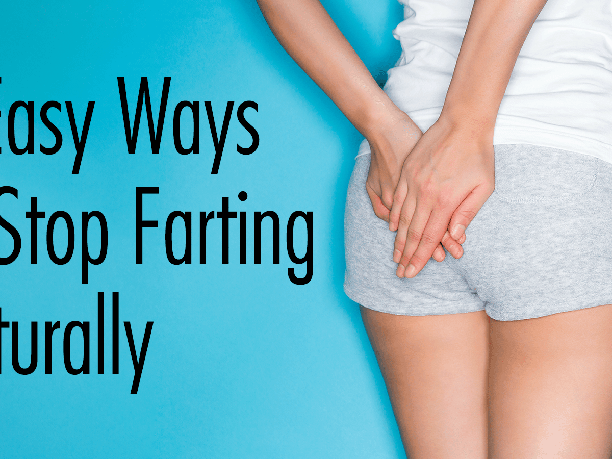 What to eat to stop farting