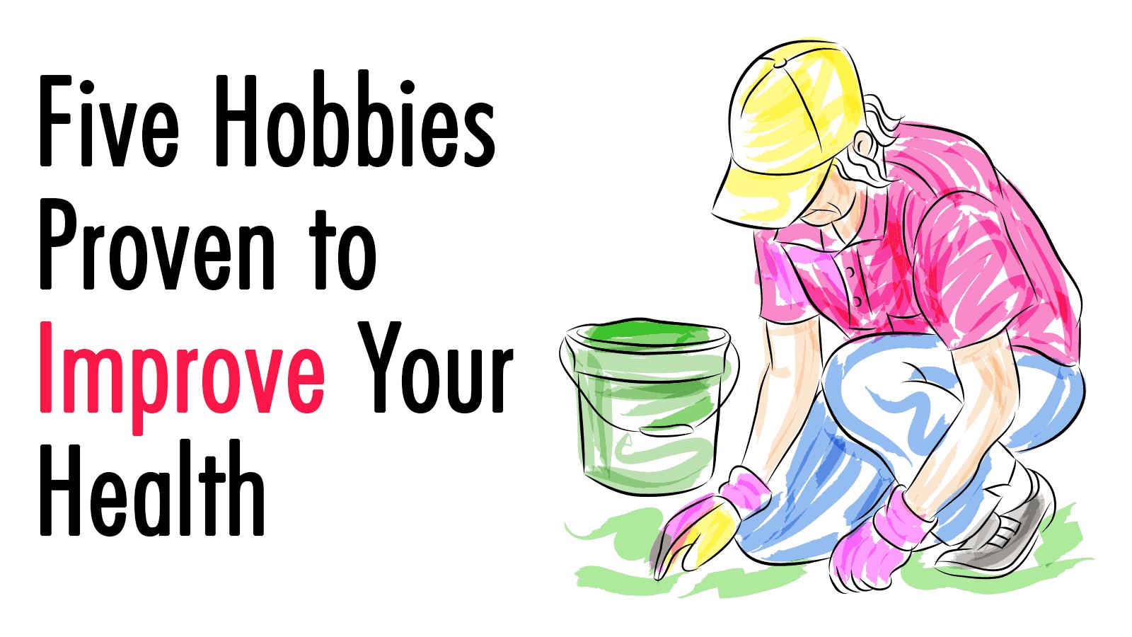 healthy hobbies