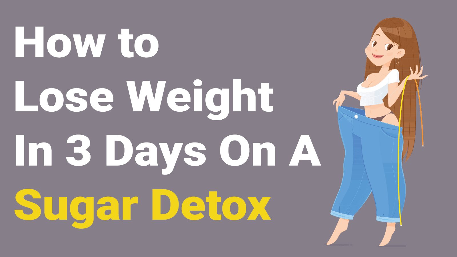 is it possible to lose weight in a day