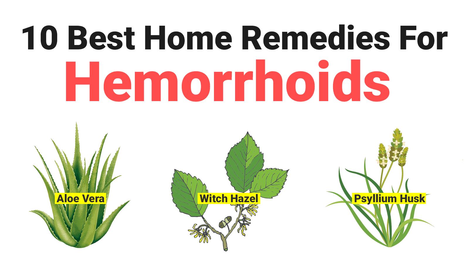 hemorrhoids