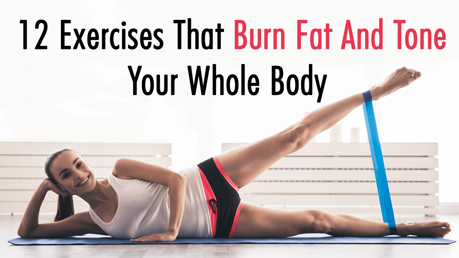 how to burn fat from body