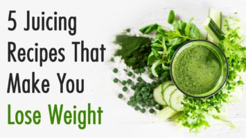 lose weight juicing recipes