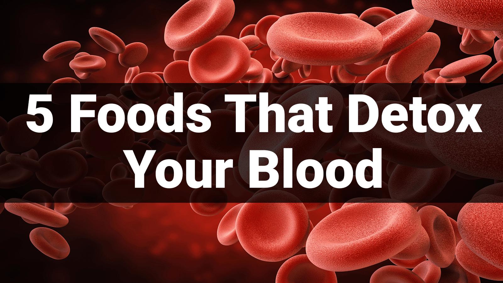 detox blood