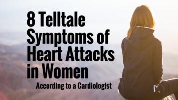 heart attacks in women symptoms