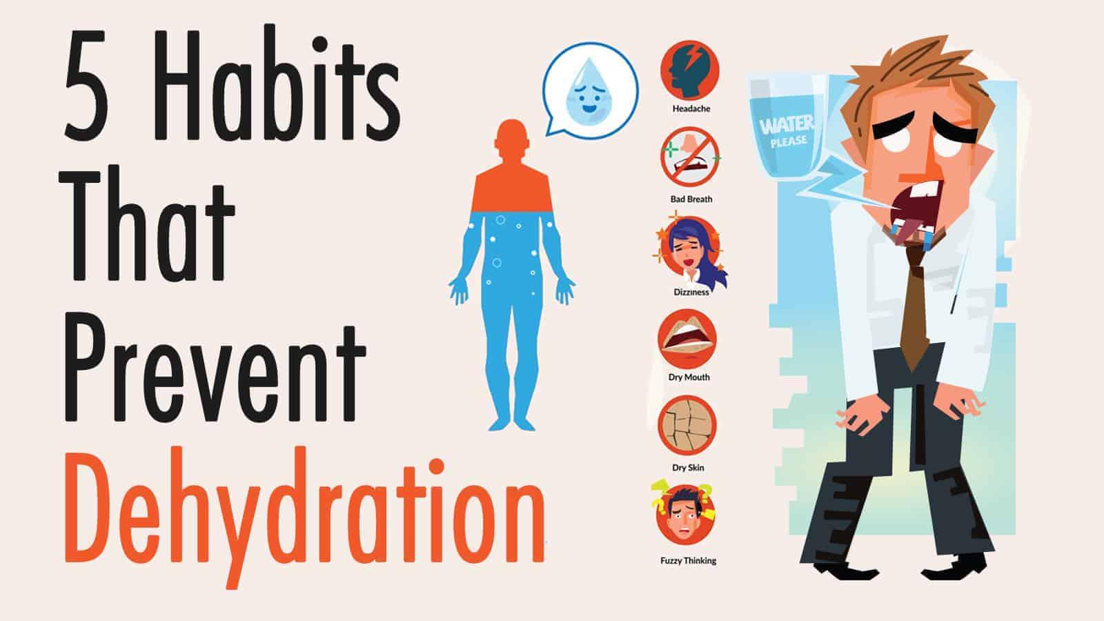 prevent dehydration